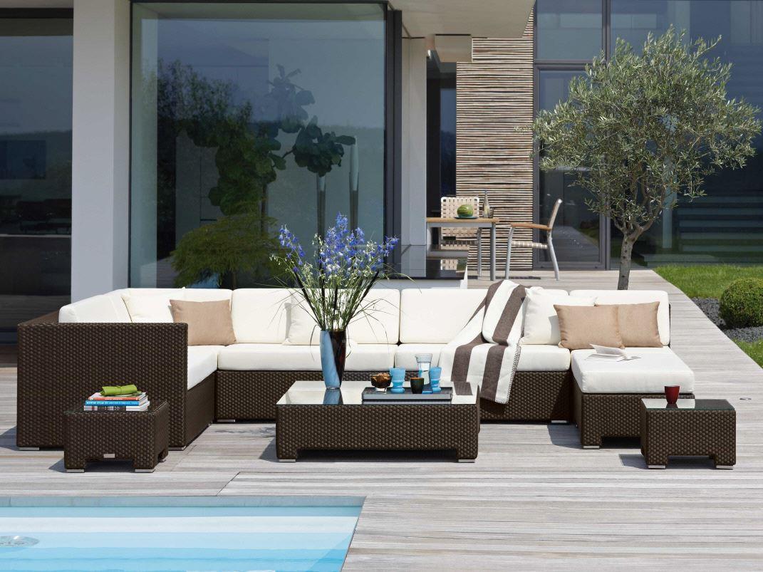 die sch nsten gartenm bel von garpa. Black Bedroom Furniture Sets. Home Design Ideas