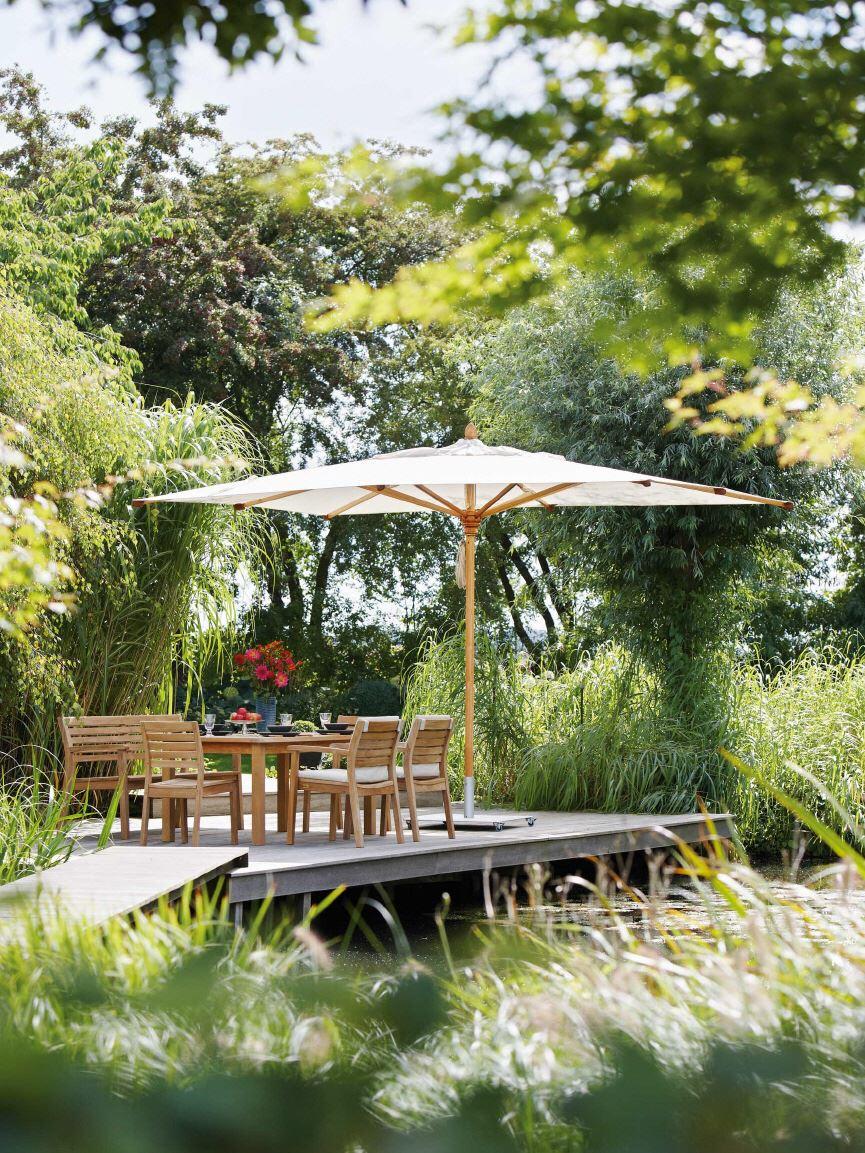 Die schönsten Gartenmöbel von GARPA!